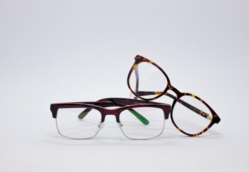 Spare Pair Of Glasses